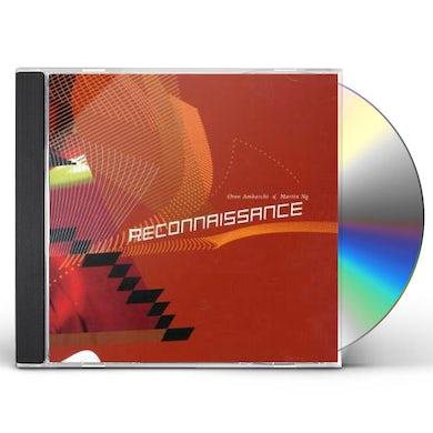 Oren Ambarchi RECONNAISSANCE CD