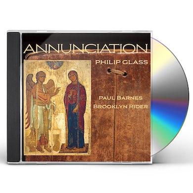 Glass: Annunciation CD