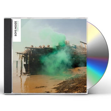 FABRICLIVE 72: BOYS NOIZE CD