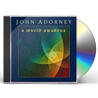 John Adorney WORLD AWAKENS CD