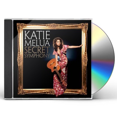 Katie Melua SECRET SYMPHONY CD