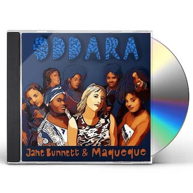 Jane Bunnett ODDARA CD