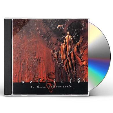 Solefald IN HARMONIA UNIVERSALI CD
