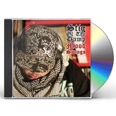Stig Of The Dump MOOD SWINGS CD