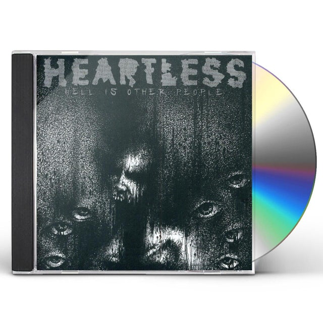 Heartless HELL IS OTHER PEOPLE CD