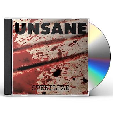 Unsane STERILIZE CD