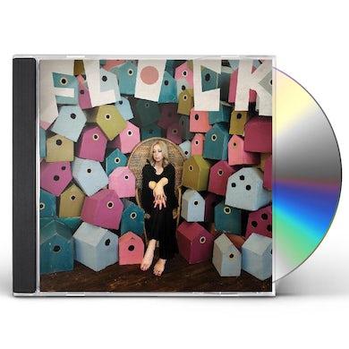 Jane Weaver Flock CD