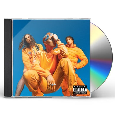 Greatest Hits (Explicit/Waterparks) CD