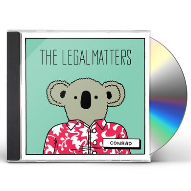 LEGAL MATTERS CONRAD CD