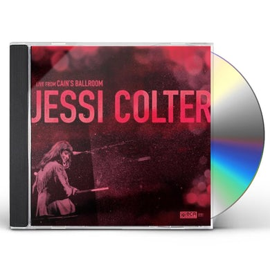 Jessi Colter LIVE FROM CAINS CD