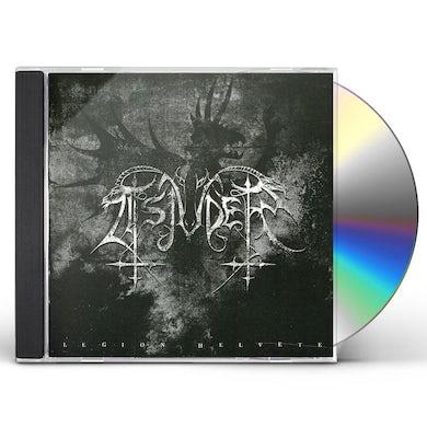 Tsjuder LEGION HELVETE CD