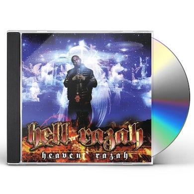 Hell Razah HEAVEN RAZAH CD