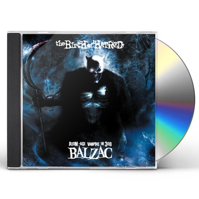 Balzac BIRTH OF HATRED CD