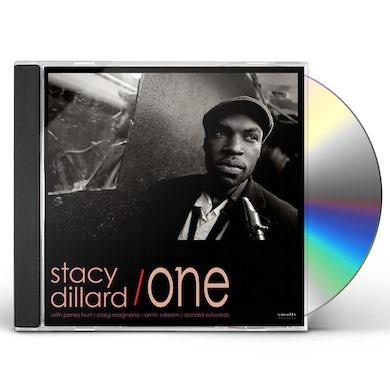 Stacy Dillard ONE CD