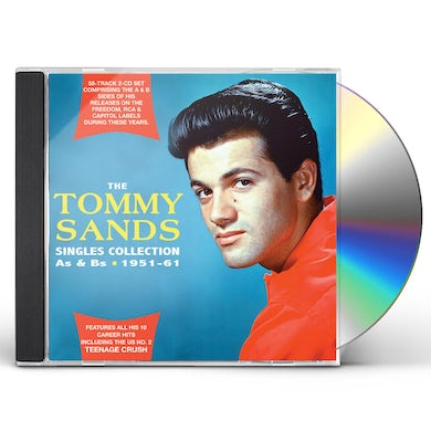 Tommy Sands COLLECTION 1951-61 CD