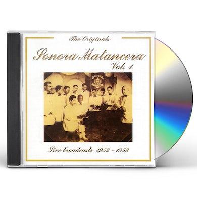 Sonora Matancera LIVE BROADCAST 1952-1958 1 CD
