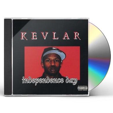 Kevlar INDEPENDENCE DAY CD