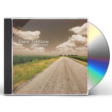 David Grissom 10000 FEET CD