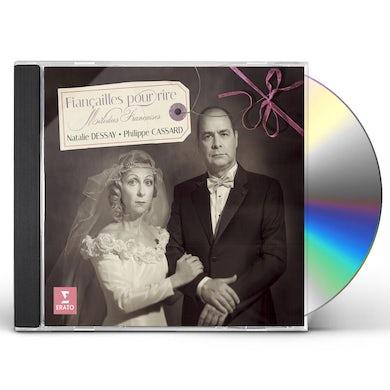 Natalie Dessay FIANCAILLES POUR RIRE CD