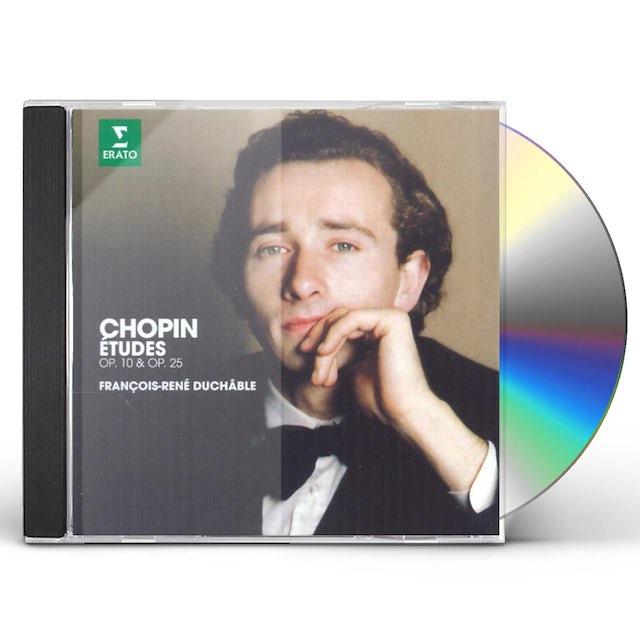 Chopin ERATO STORY - ETUDES OP 10 & OP 25 CD