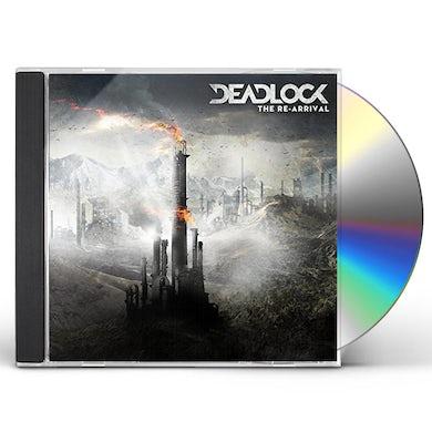 Deadlock THE RE-ARRIVAL CD