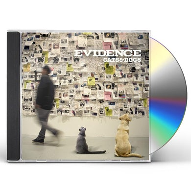 Evidence CATS & DOGS CD