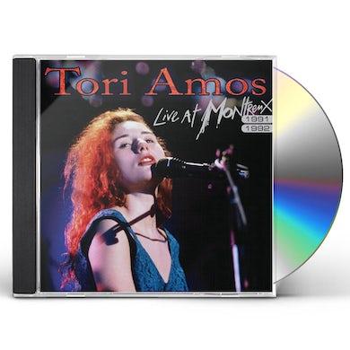 Tori Amos LIVE AT MONTREUX 1991 1992 CD