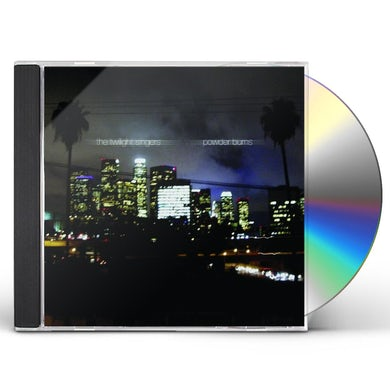 Twilight Singers Powder Burns Direct Metal Master Vinyl