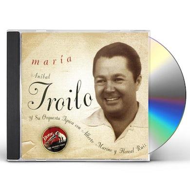 Anibal Troilo MARIA CD