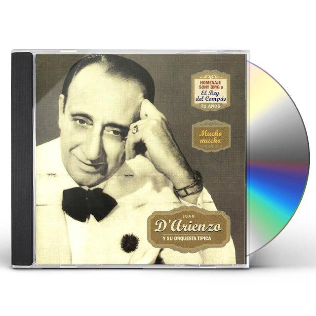 Juan d'Arienzo MUCHO MUCHO CD
