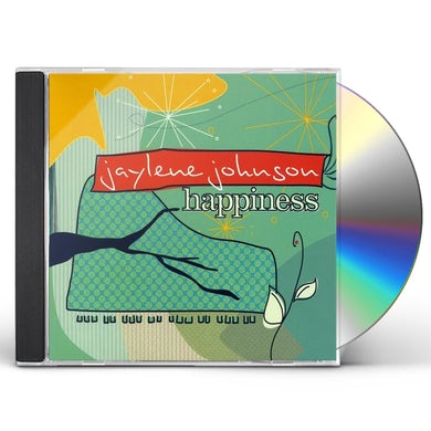 Jaylene Johnson HAPPINESS CD
