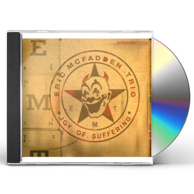 Eric McFadden JOY OF SUFFERING CD