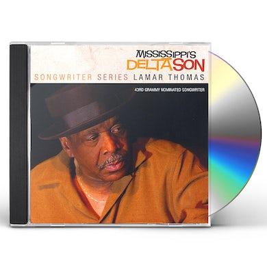 Lamar Thomas MISSISSIPI'S DELTA SON CD