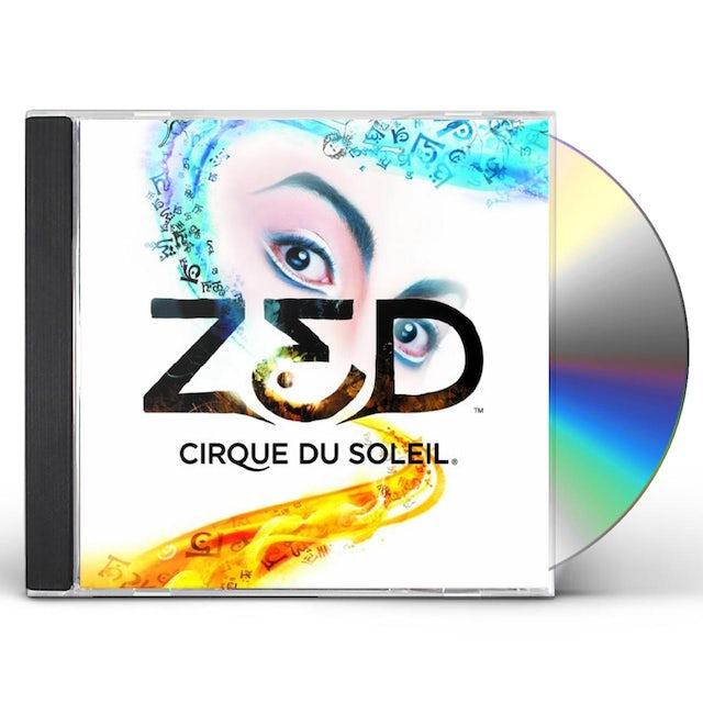 Cirque du Soleil ZED CD