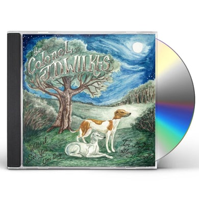 Col Jd Wilkes WILL I SEE YOU AGAIN IN GOD'S GLORY LAND? CD
