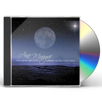 Aine Minogue CLOSE YOUR EYES, LOVE CD