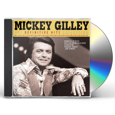 Mickey Gilley DEFINITIVE HITS COLLECTION CD