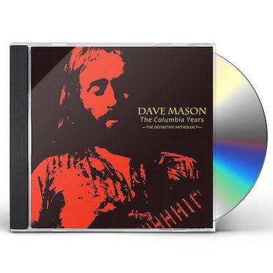 Dave Mason COLUMBIA YEARS: THE DEFINITIVE ANTHOLOGY CD