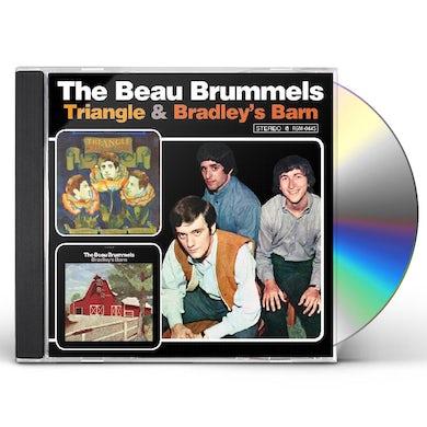 Beau Brummels TRIANGLE / BRANDLEY'S BARN CD
