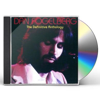 Dan Fogelberg  DEFINITIVE ANTHOLOGY CD