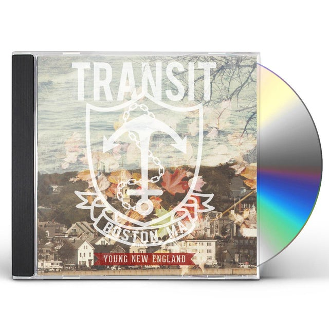 Transit YOUNG NEW ENGLAND CD