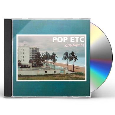 Pop Etc SOUVENIR CD