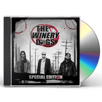 WINERY DOGS CD