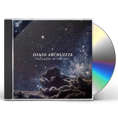 David Archuleta POSTCARDS IN THE SKY CD