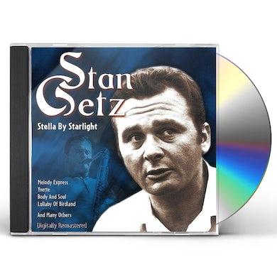 Stan Getz STELLA BY STARLIGHT CD