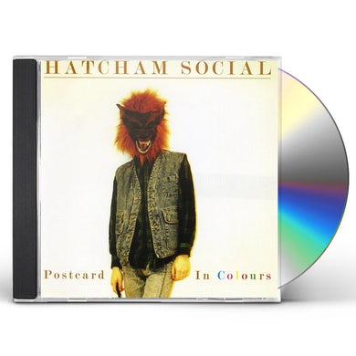 Hatcham Social POSTCARD IN COLOURS CD