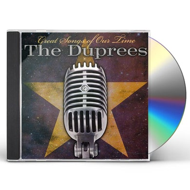 Duprees GREAT SONGS OF OUR TIME CD