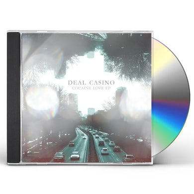 Deal Casino COCAINE LOVE EP CD