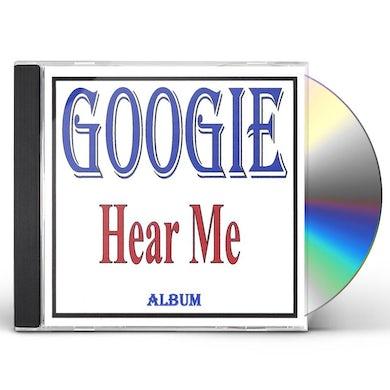 Googie HEAR ME CD