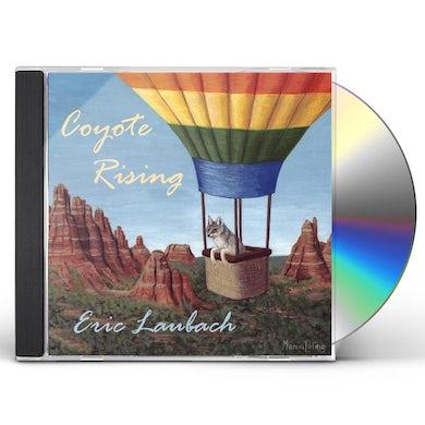 Eric Laubach COYOTE RISING CD